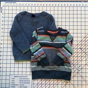 BabyGap Oshkosh sweater/long sleeve bundle